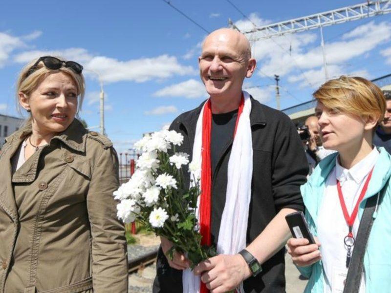 Ales Bialiatski, attivista per i diritti umani