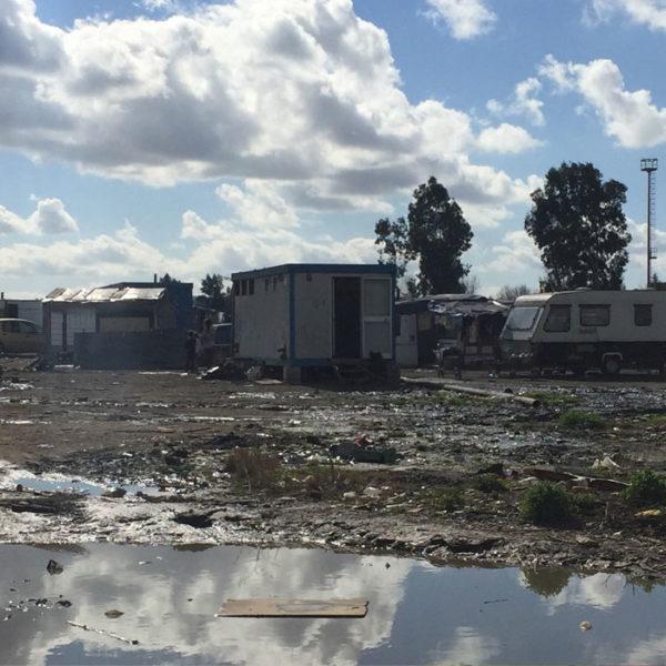 insediamenti rom