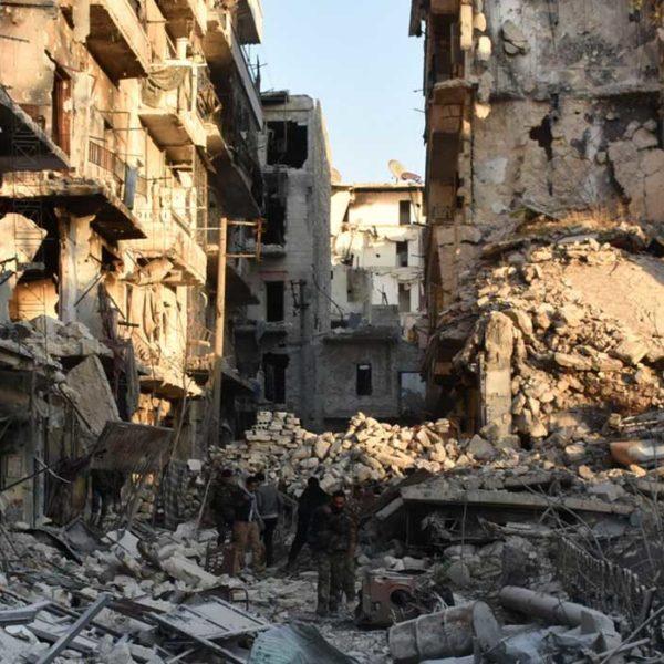 Siria attacco armi chimiche