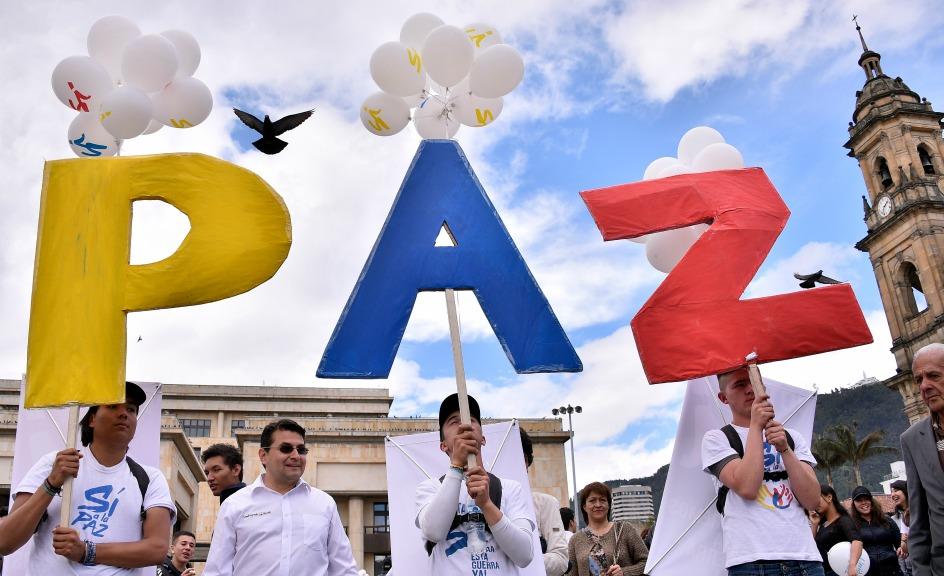 Colombia - accordo di pace
