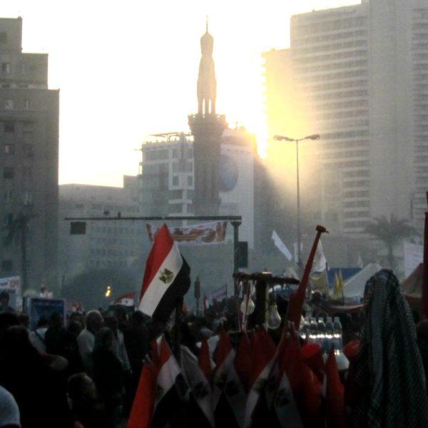 Egitto, proteste del novembre 2012 in piazza Tahir