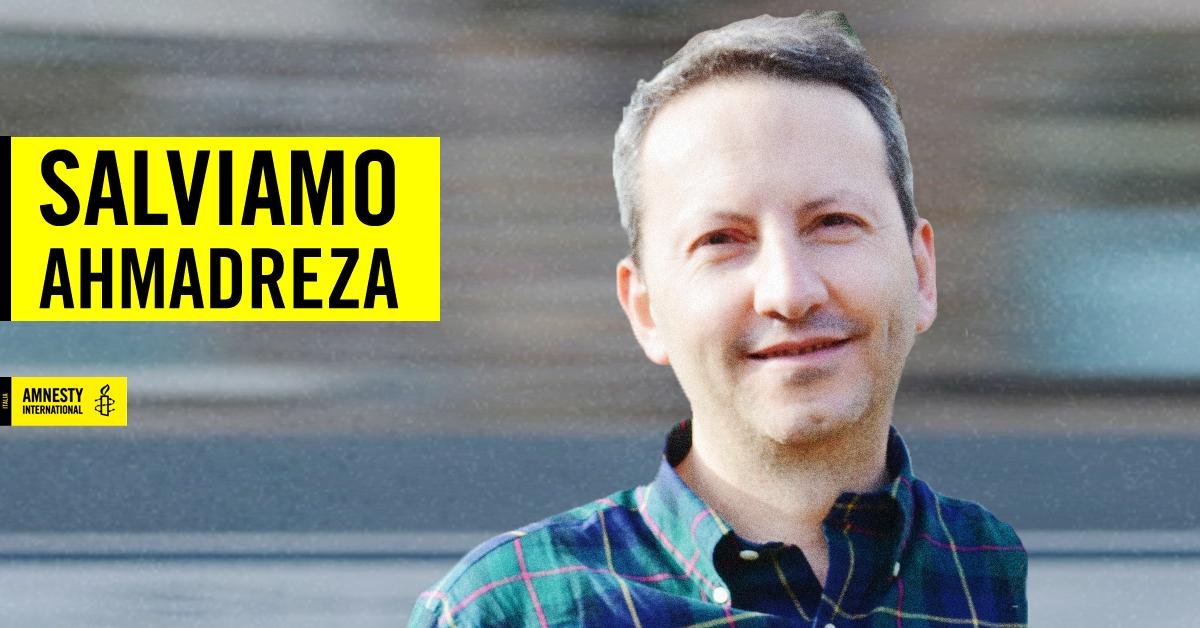 Appello per Ahmadreza Djalali, ricercatore universitario a Novara, condannato a morte in Iran