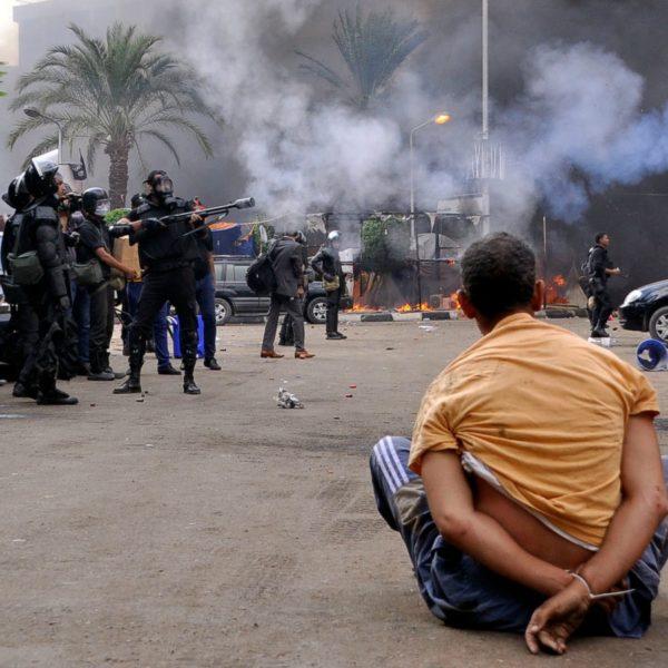 ONG Egitto