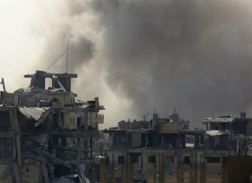 siria diniego coalizione usa