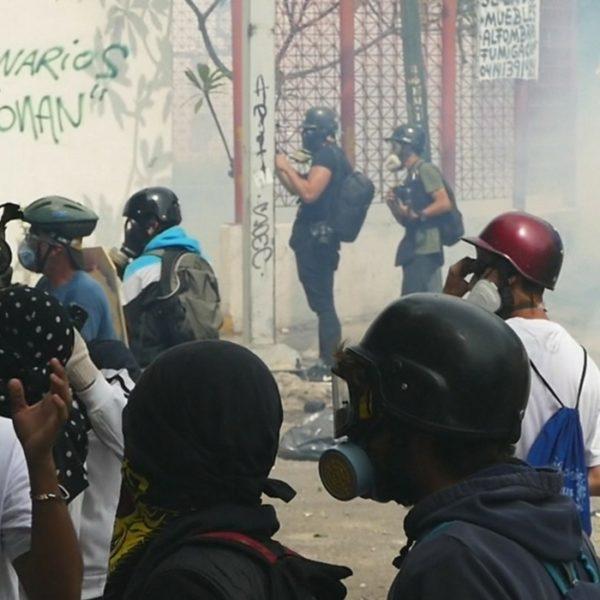 venezuela proteste repressione violenta