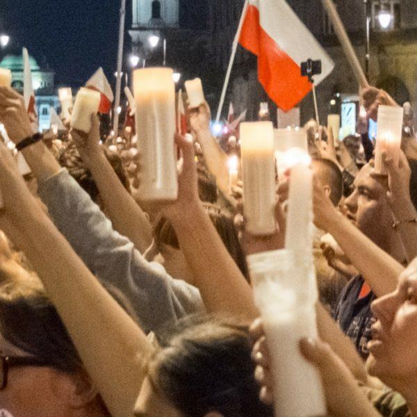 polonia manifestazioni