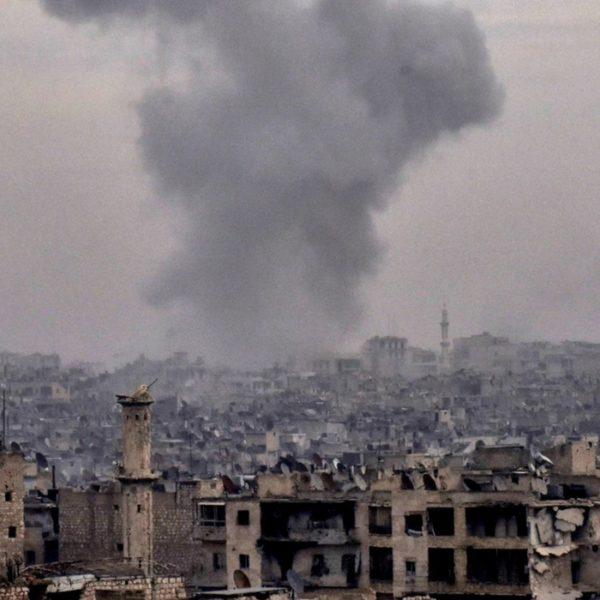siria aumento attacchi