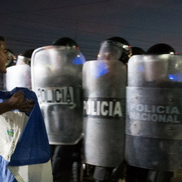 nicaragua strategia repressiva letale