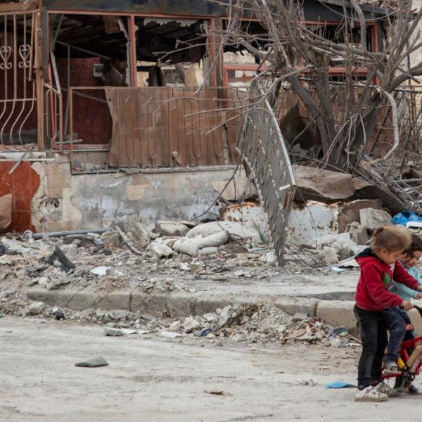 siria guerra annichilimento usa report