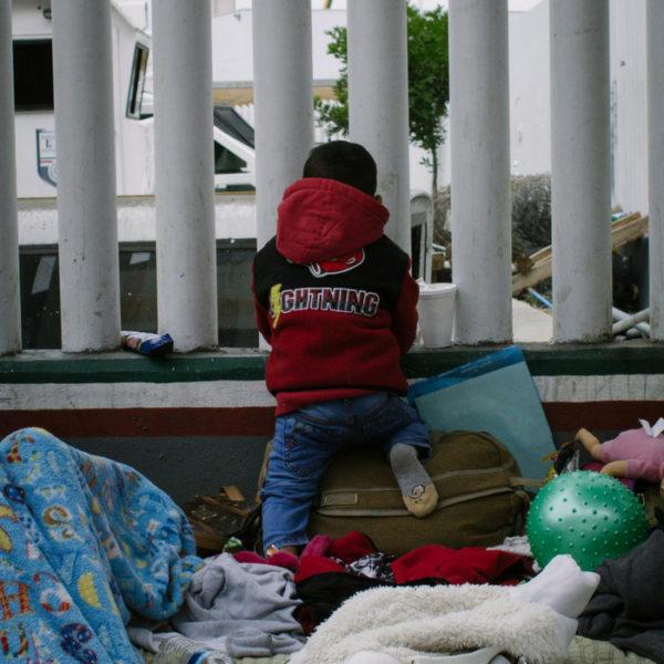 Migranti bambini usa
