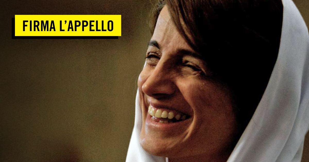 Libertà per Nasrin - Amnesty International Italia
