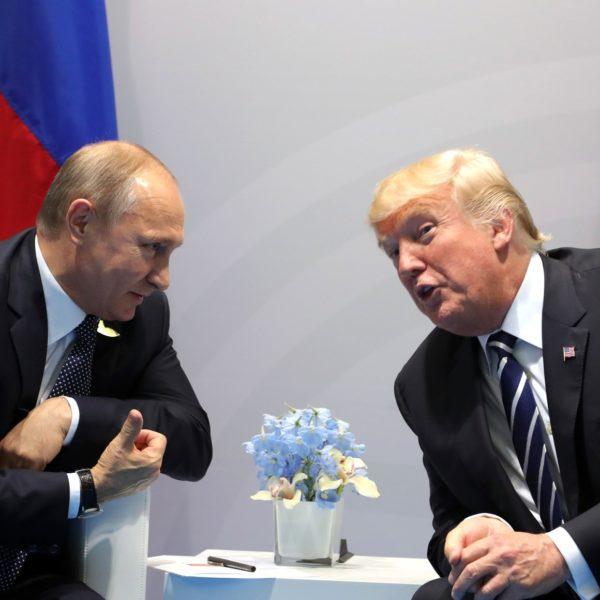incontro Putin Trump