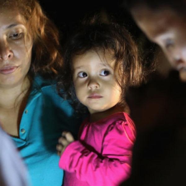 separazioni familiari Messico Usa