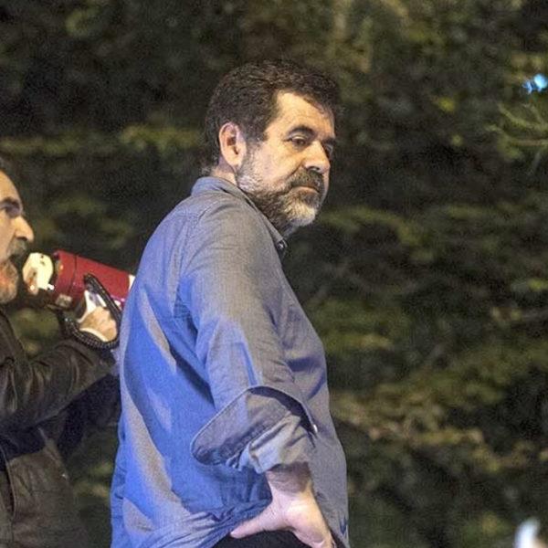 Spagna Jordi arresto