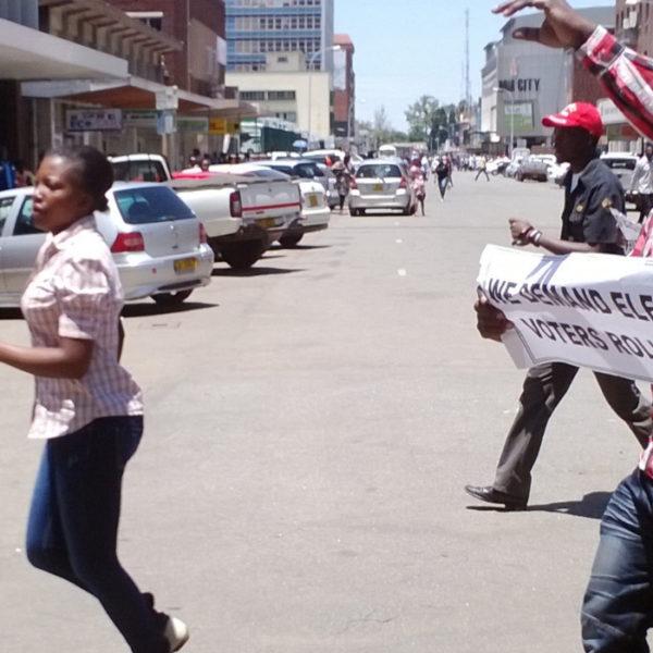 Zimbabwe proteste repressione