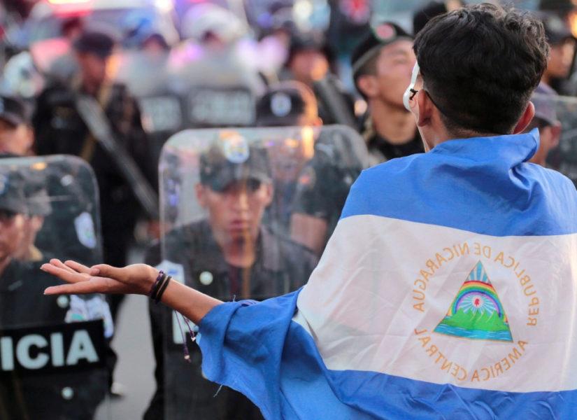 nicaragua repressioni Ortega