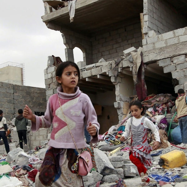 yemen 4 anni conflitto