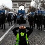 francia violenza manifestanti