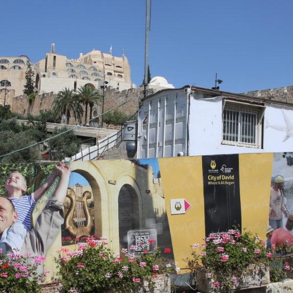 agenzie online territori palestinesi occupati profitto