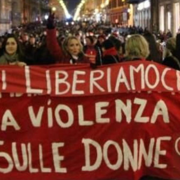 One Billion Rising Italia 2019