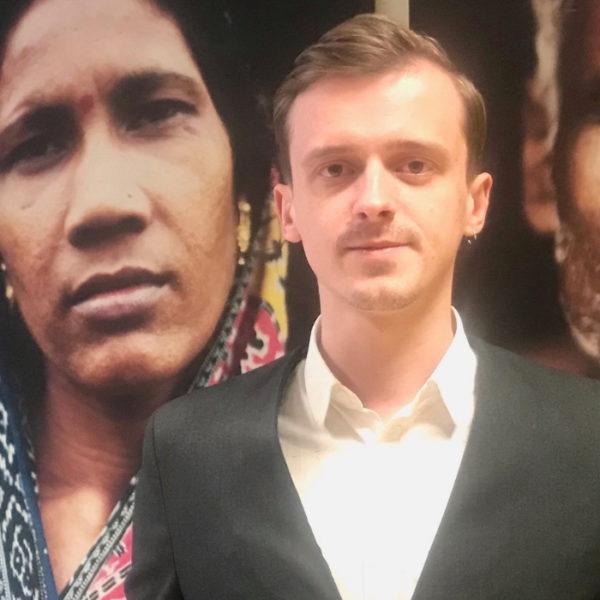 Andrei Zavalei attivista lgbti
