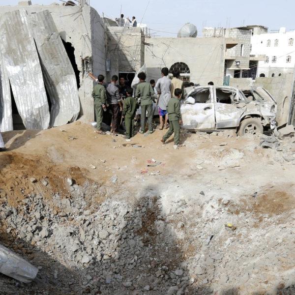 armi yemen testimonianze