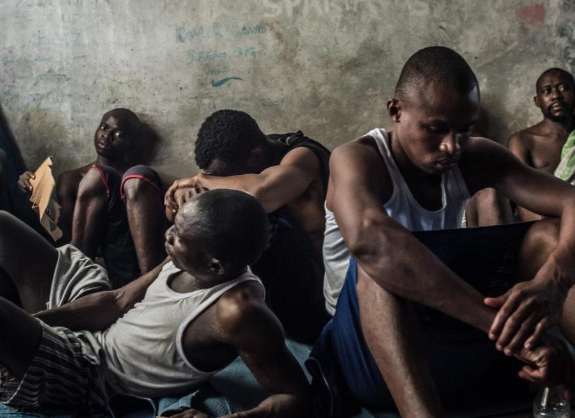 scontri libia centri detenzione