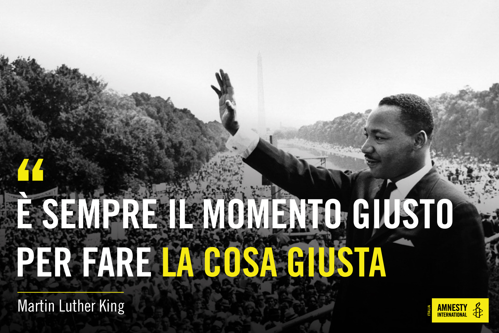 Dieci Citazioni Di Martin Luther King Su Giustizia E Attivismo Non