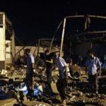 attacco libia centro migranti crimini guerra