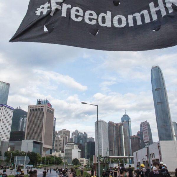 hong kong studenti proteste