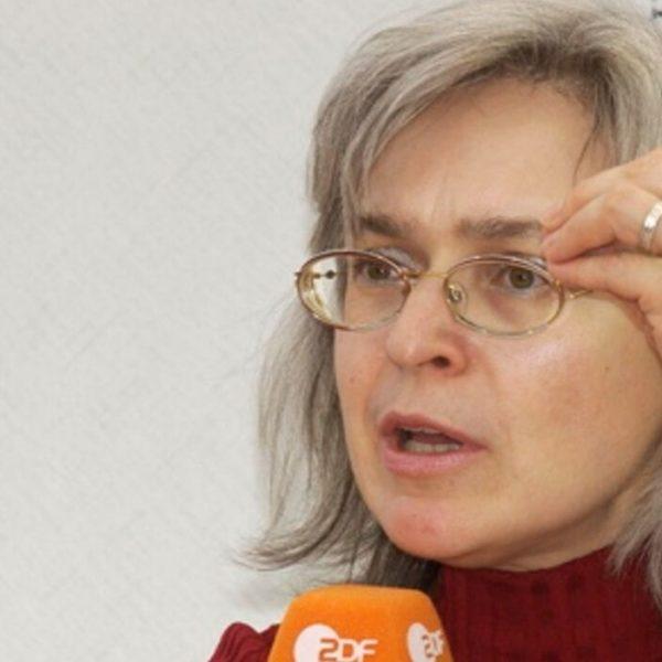 Anna Politkovskaja anniversario morte