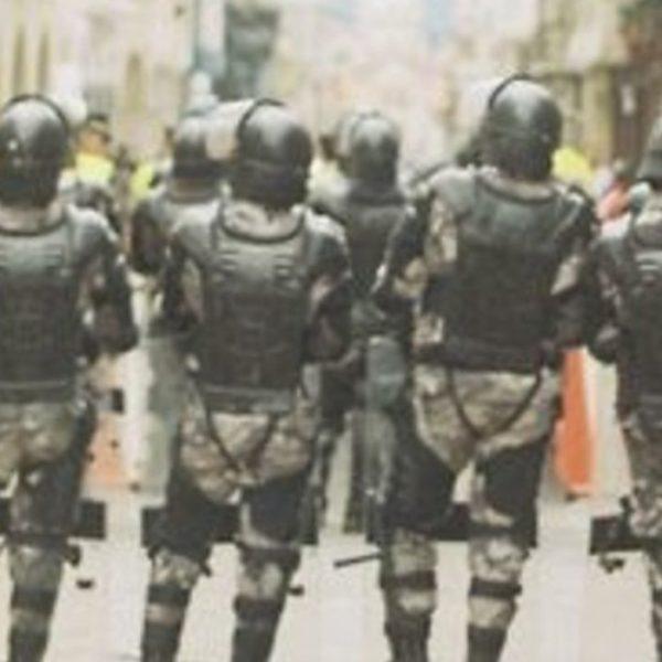 ecuador arresti massa