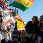 londra divieto manifestazioni