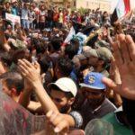 iraq morti manifestanti Nassiriya