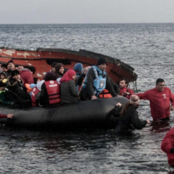 samos rifugiati grecia